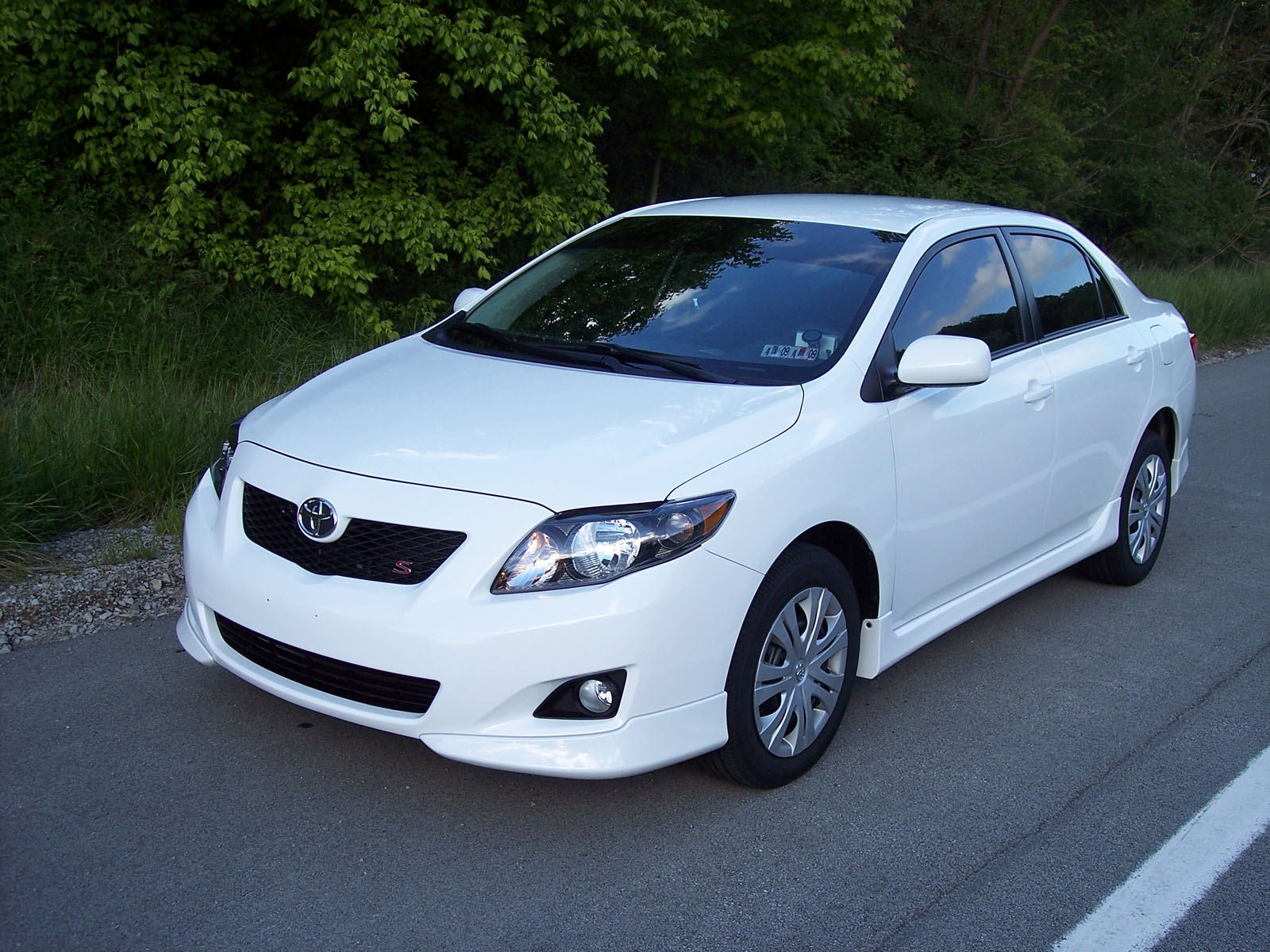 2009 toyota corolla for sale pgh pennsylvania. Black Bedroom Furniture Sets. Home Design Ideas