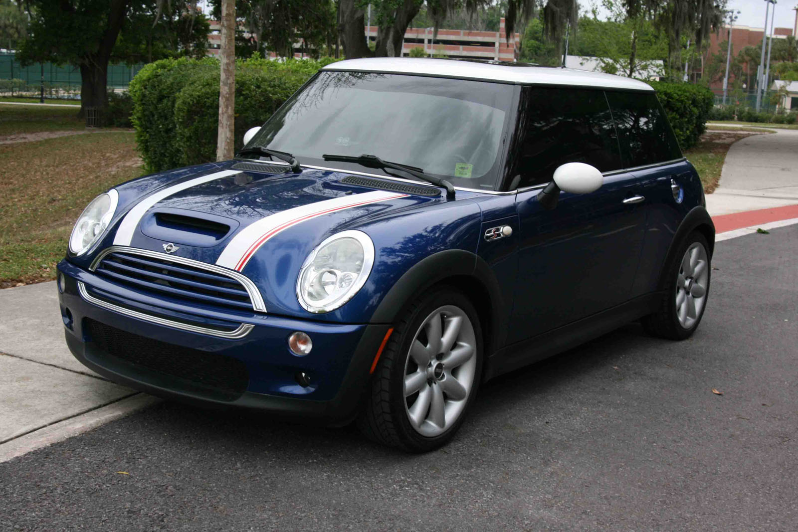 2003 mini cooper s for sale naples florida. Black Bedroom Furniture Sets. Home Design Ideas