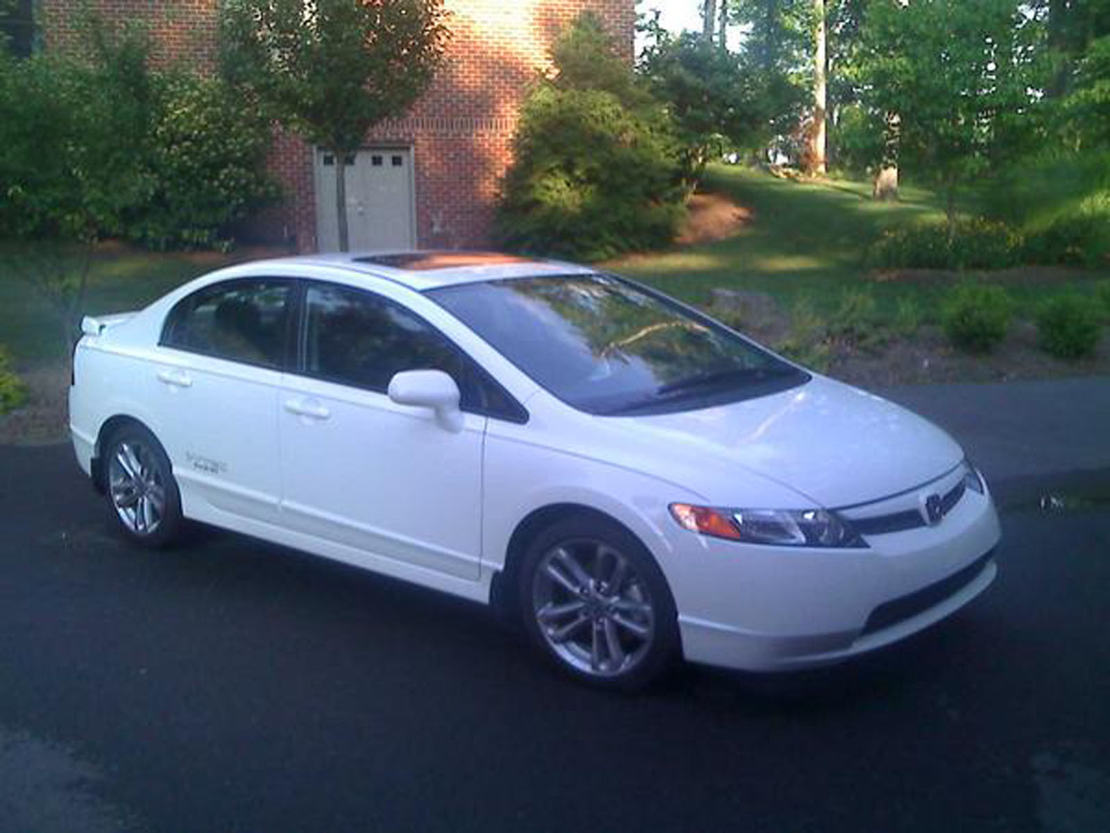 2008 honda civic si price reduced for sale lewisburg. Black Bedroom Furniture Sets. Home Design Ideas