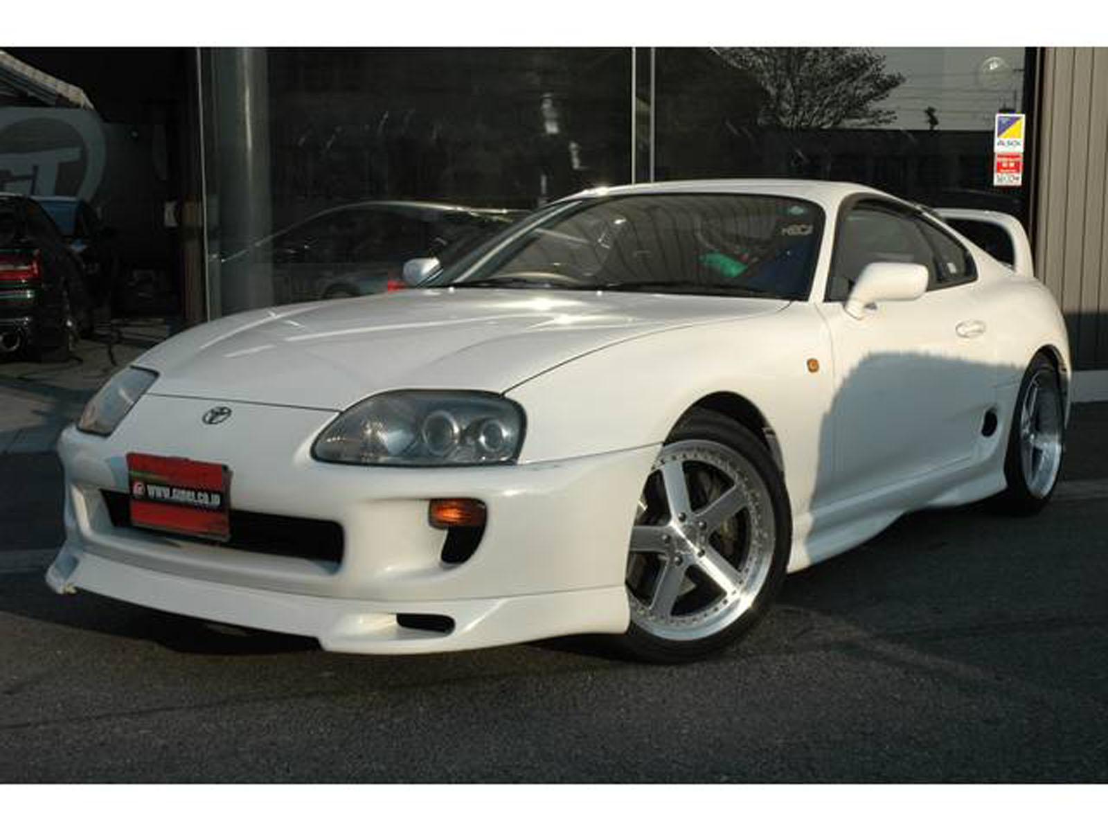 1995 Toyota Supra Tt Rz Jdm Rhd For Sale Miami Florida