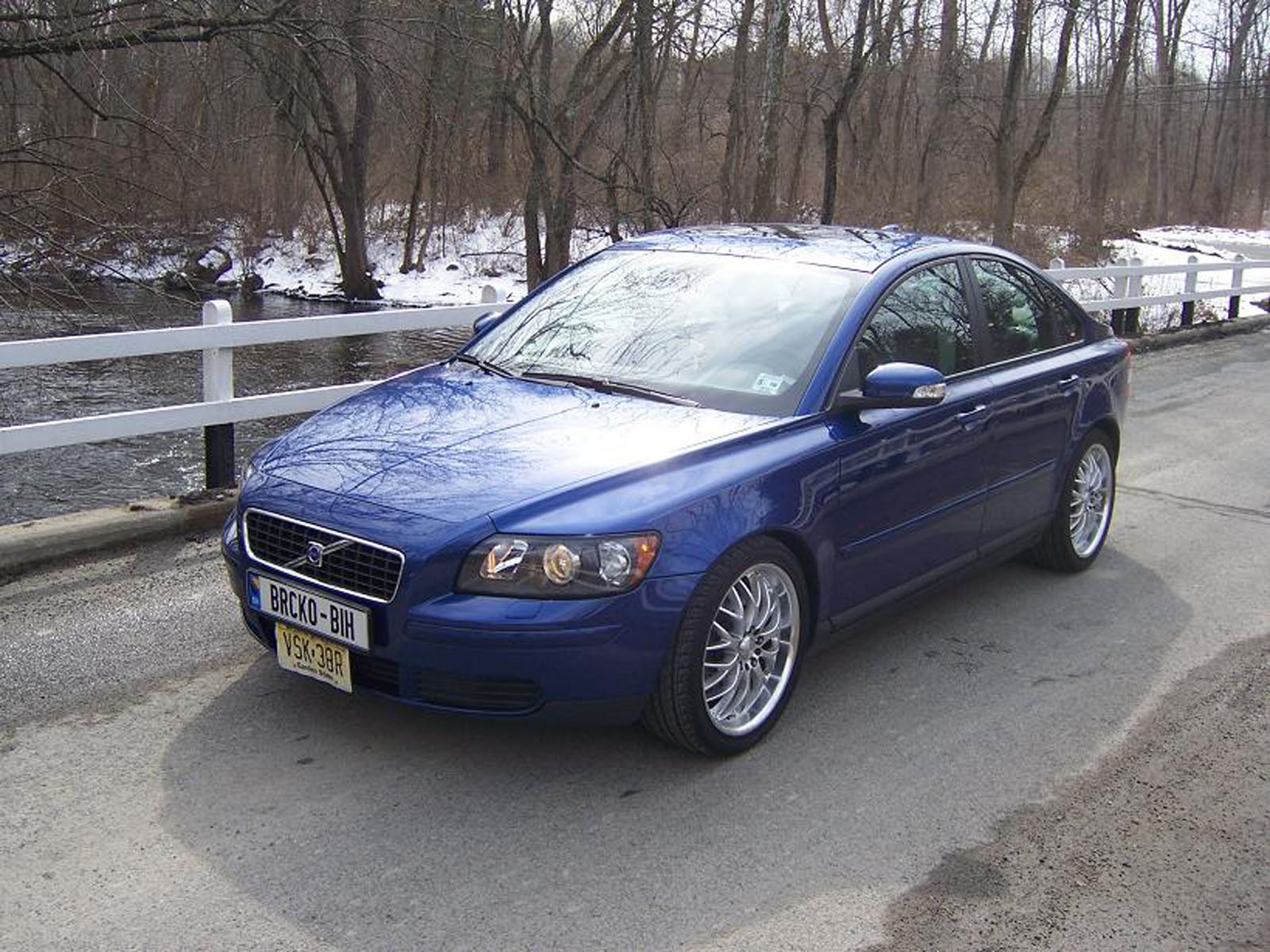 2007 volvo s40 for sale hackettstown new jersey. Black Bedroom Furniture Sets. Home Design Ideas