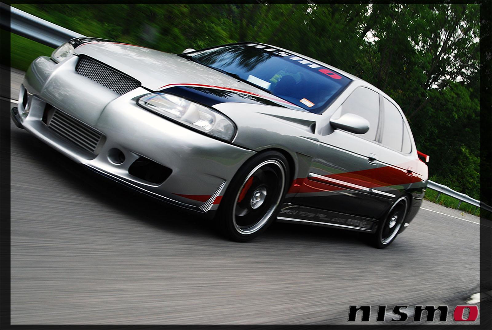 2003 Nissan SeR SpecV Turbo Sentra SpecV Turbo For Sale
