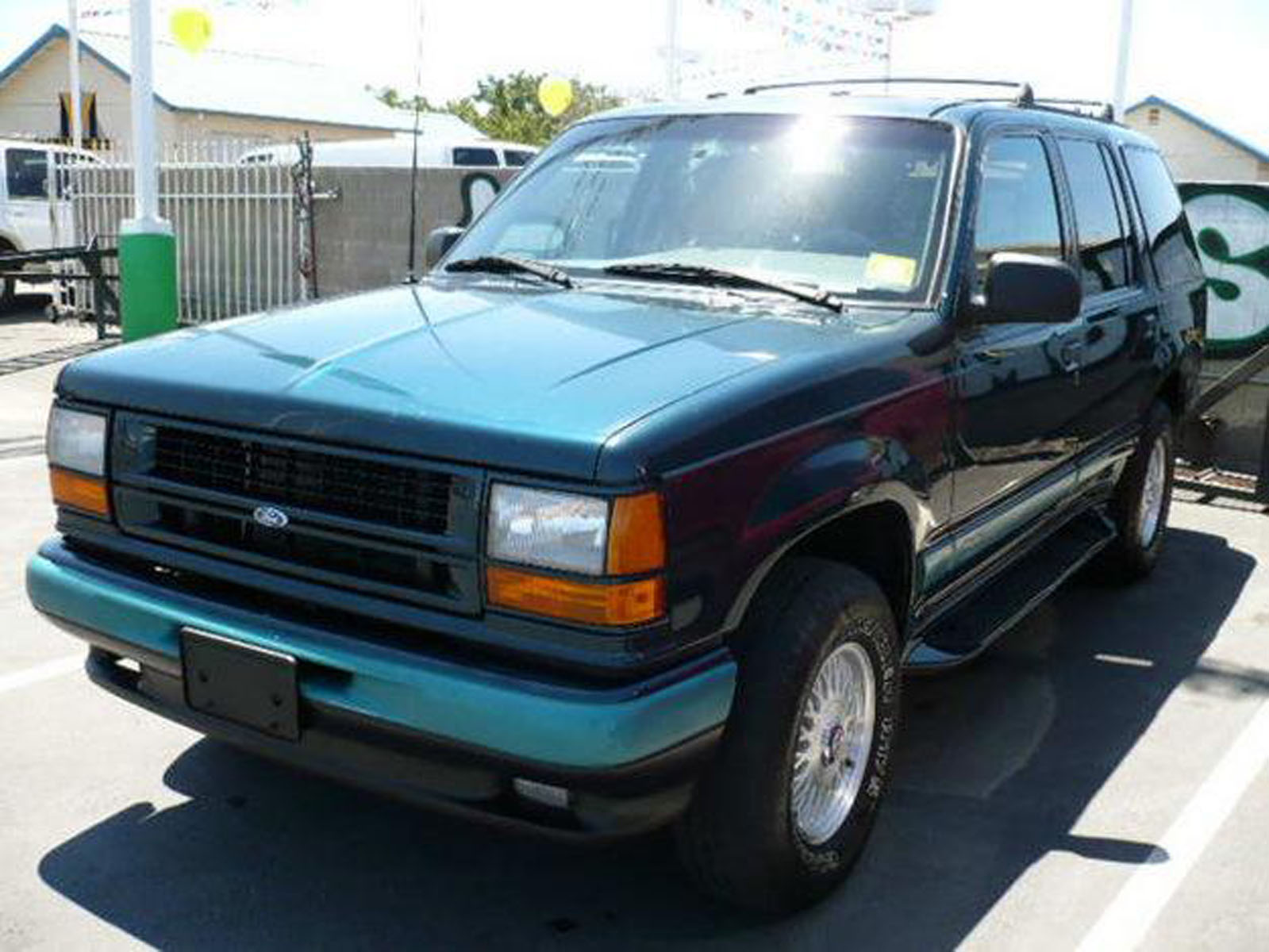 1993 Ford Explorer Limited For Sale Tulare California