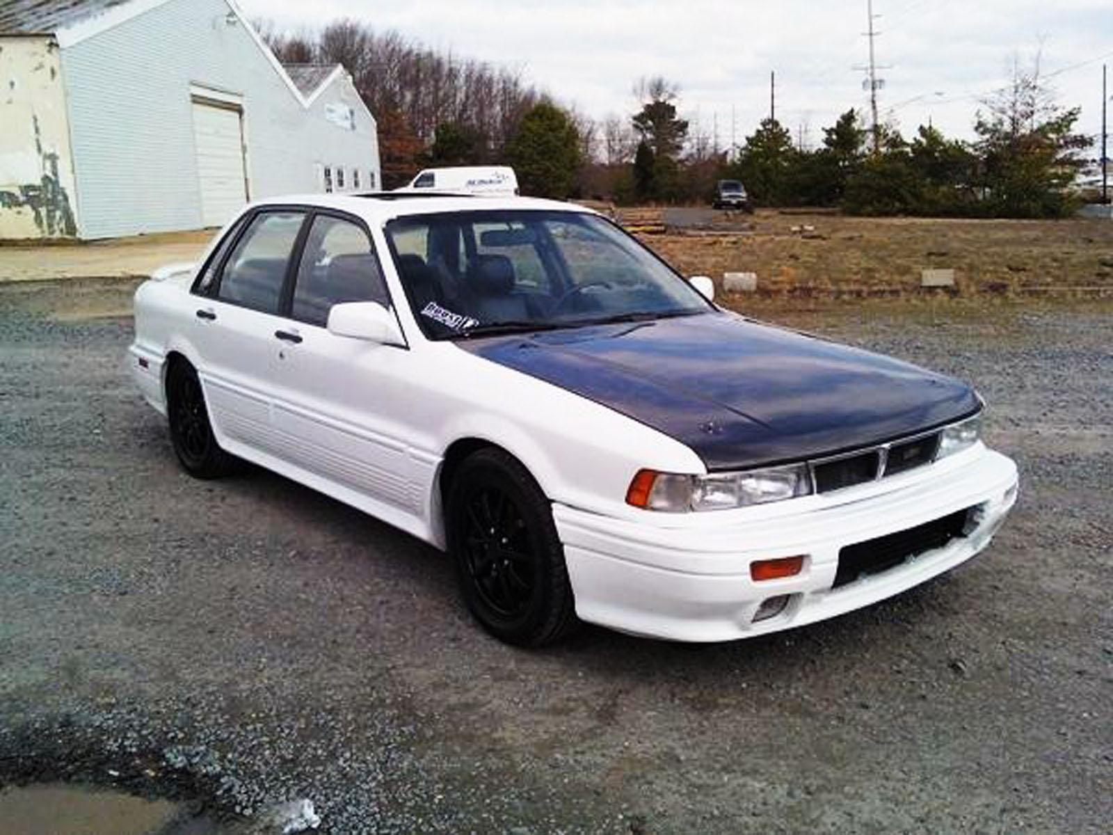 1991 Mitsubishi Galant Vr 4 Galant Vr 4 For Sale Brick New Jersey