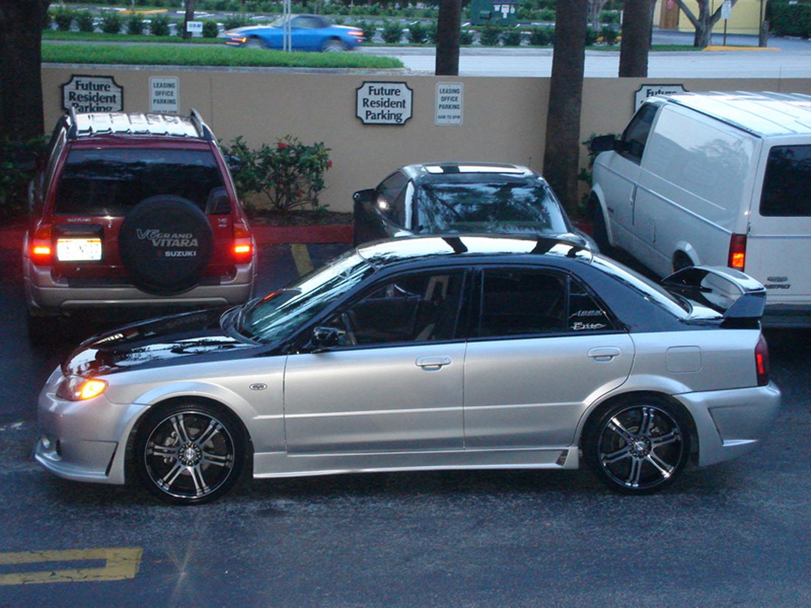 2003 Mazda Protege Mazdaspeed For Sale Ft Lauderdale Florida