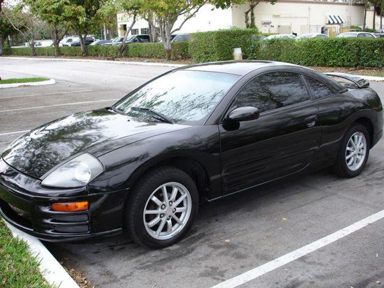 2001 mitsubishi eclipse gt for sale killeen texas. Black Bedroom Furniture Sets. Home Design Ideas
