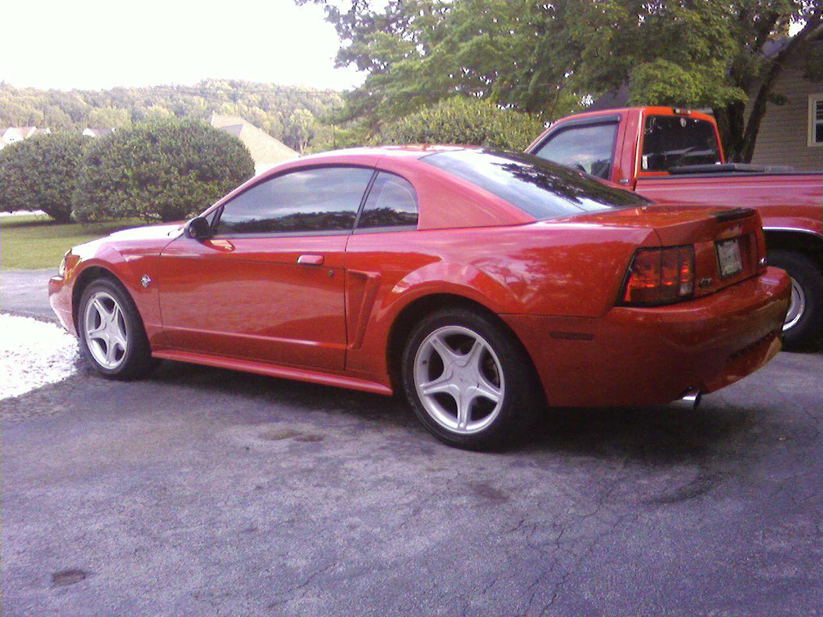 1999 ford mustang gt for sale harrison tennessee. Black Bedroom Furniture Sets. Home Design Ideas