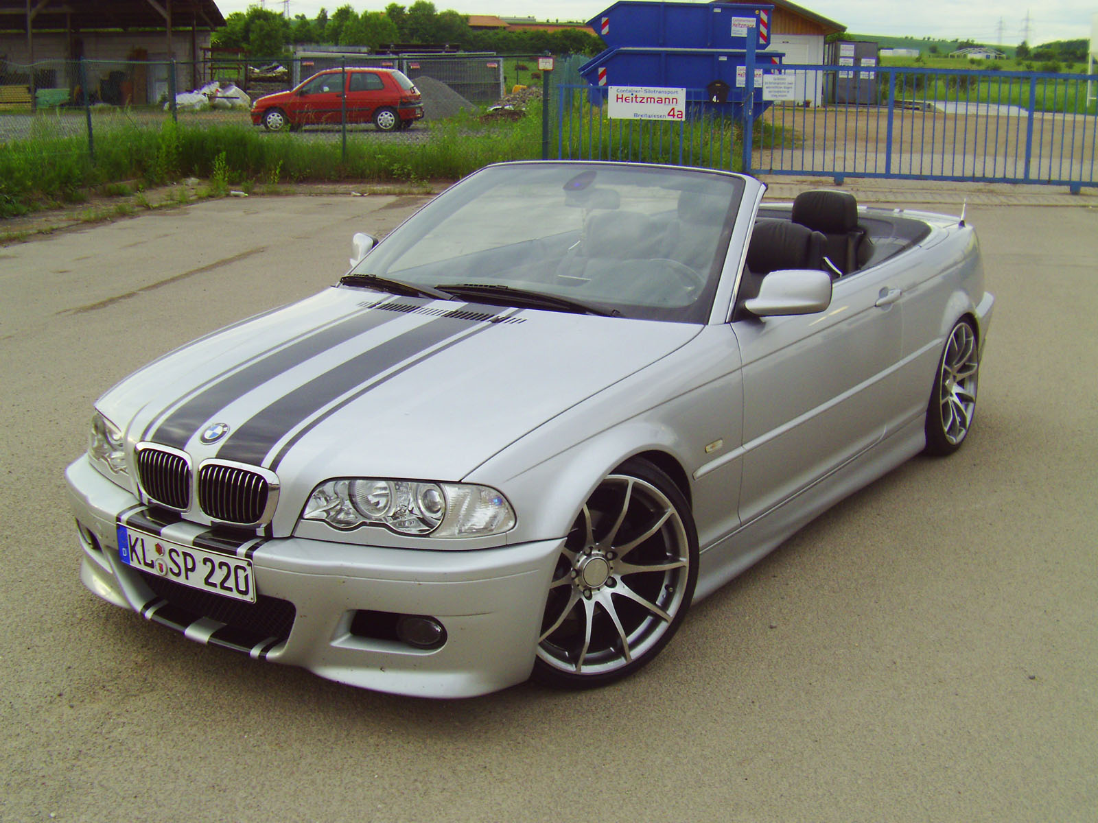 BMW E Ci For Sale APO Armed Forces EuropeAfrica - 325 ci bmw