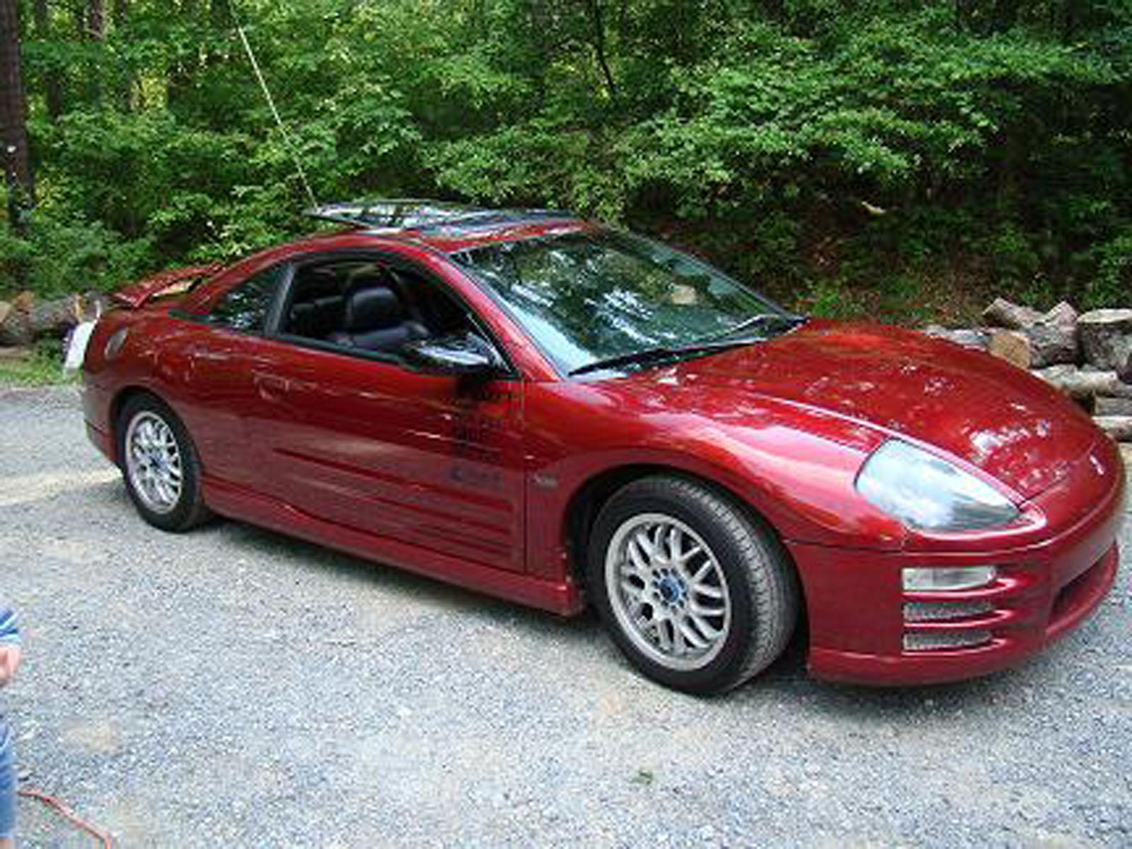 2001 Mitsubishi 2001  Eclipse  Gt V6 For Sale