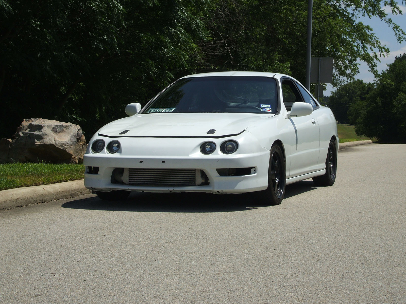 Integra Parts Car For Sale