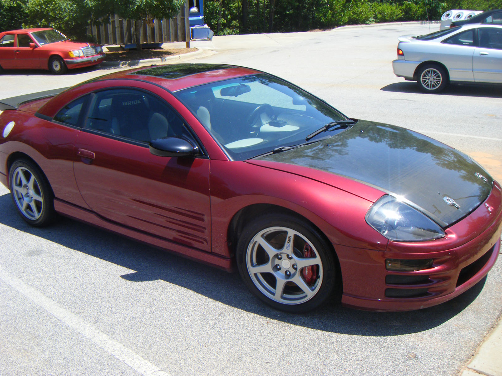 2000 Mitsubishi Eclipse GT For Sale | Raleigh North Carolina