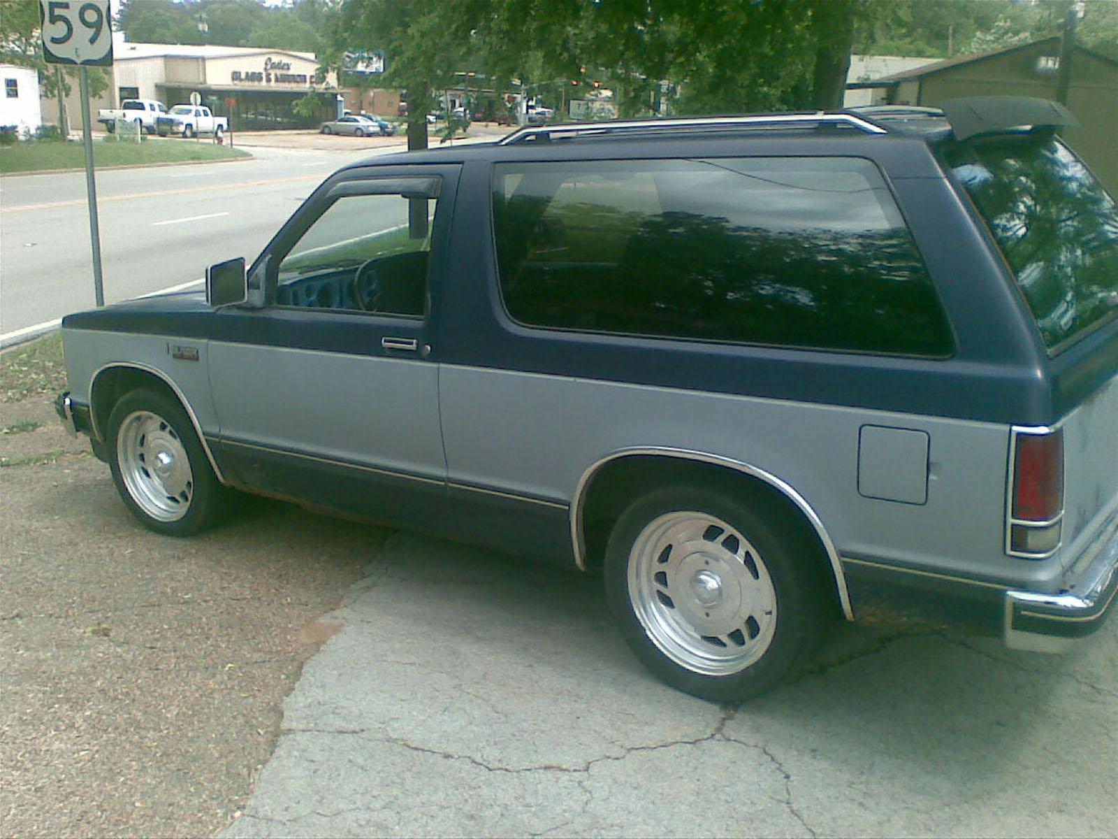 1985 Chevrolet S-10 Blazer For Sale | Nacogdoches Texas
