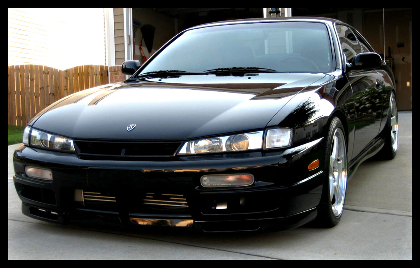 1997 nissan 240sx for sale raleigh north carolina. Black Bedroom Furniture Sets. Home Design Ideas
