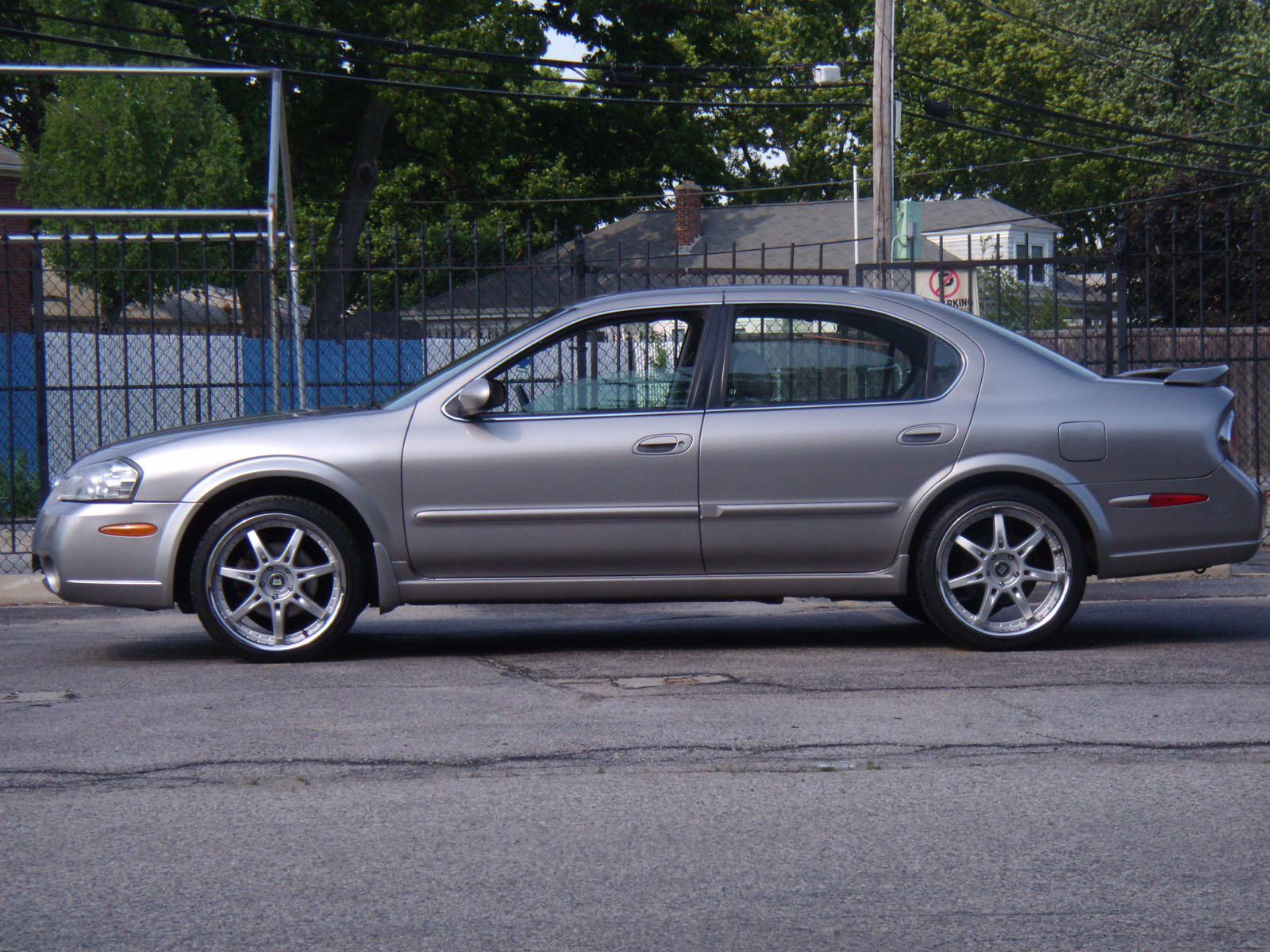 2002 nissan maxima turbo submited images