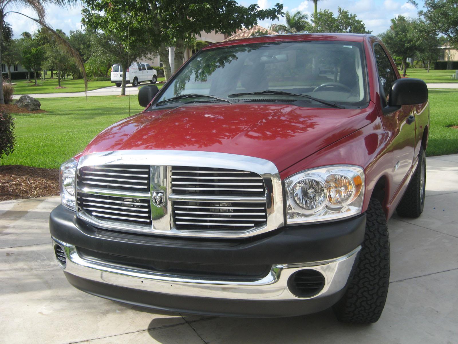 2008 Dodge Ram 1500 For Sale Sarasota Florida