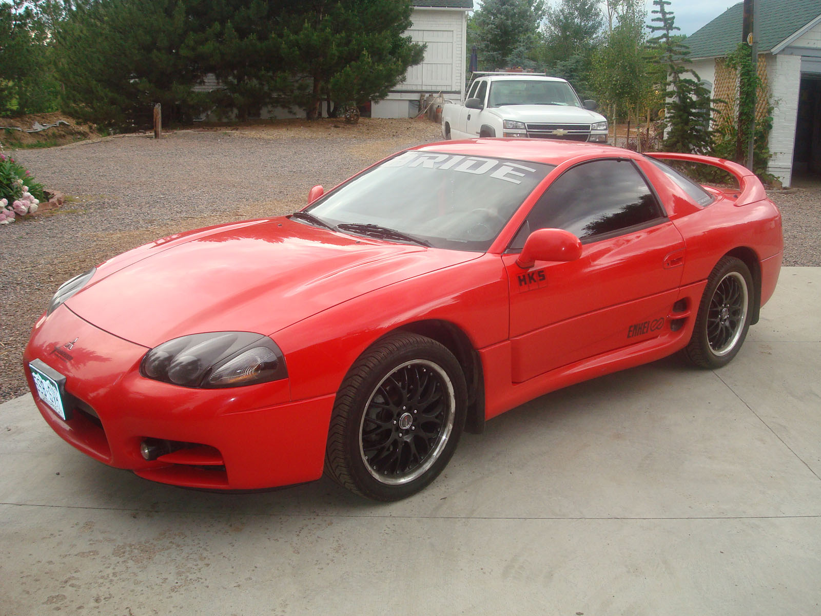 Mitsubishi Eclipse Cost >> 1999 Mitsubishi 3000GT GT For Sale | Lakewood Colorado
