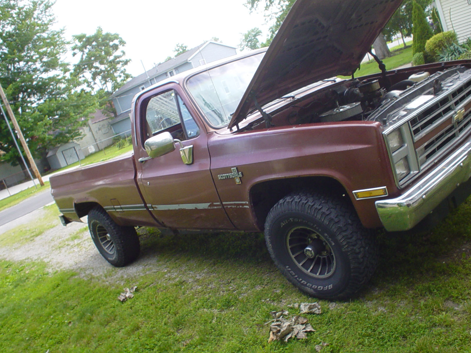 1985 Chevy C10 Parts 1986 Chevrolet k10 [C10/K10] For Sale | Leo Indiana