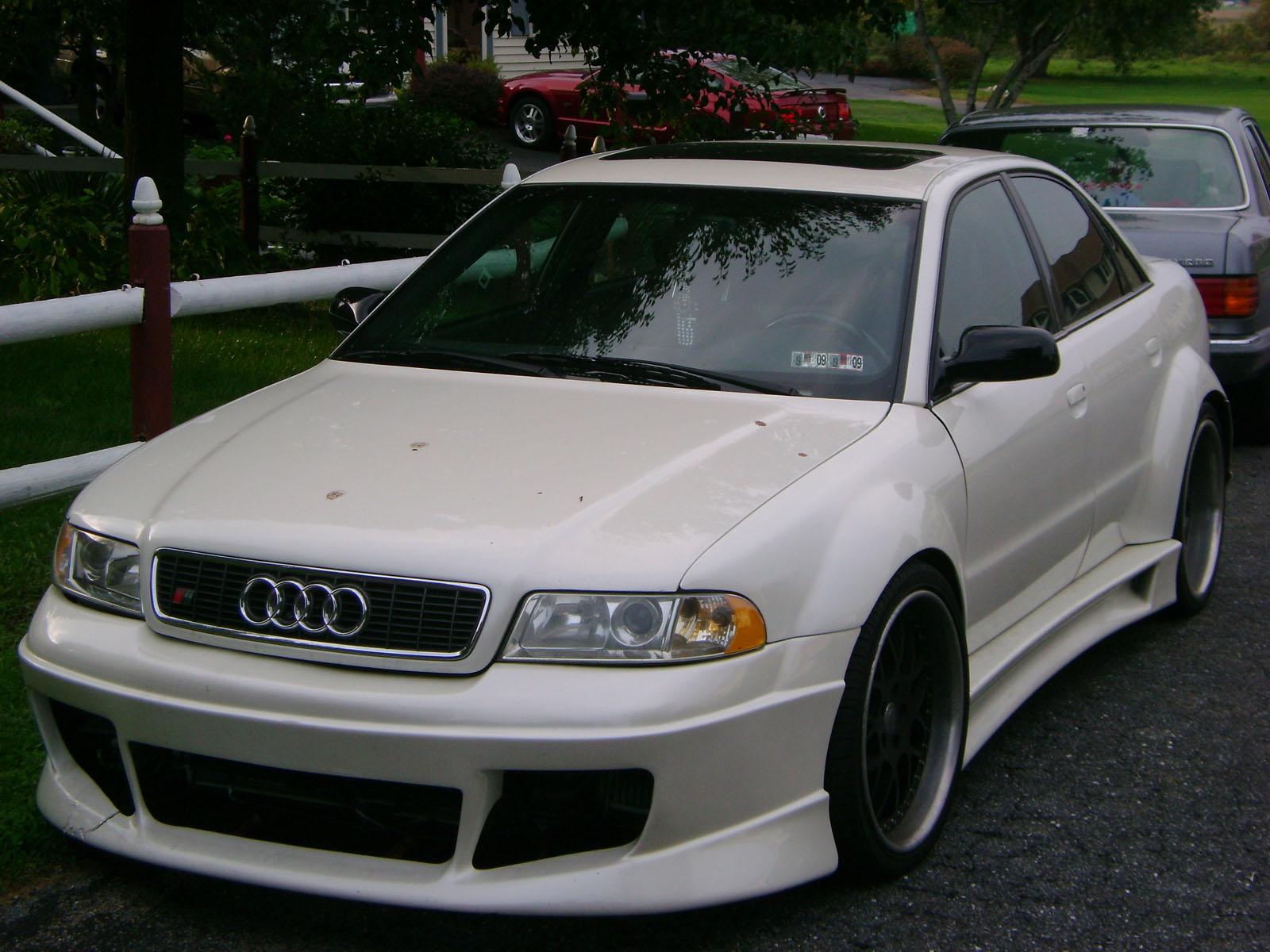 2000 Audi S4 For Sale   Lancaster Pennsylvania
