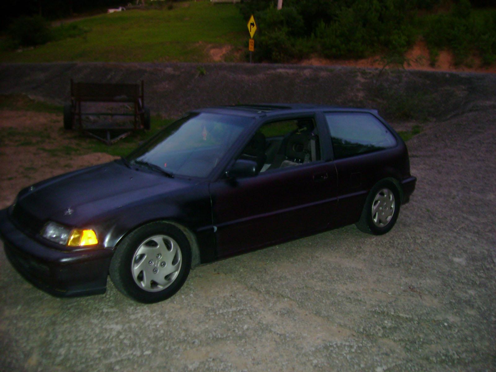 1990 honda b18 civic si for sale trussville alabama for 1990 honda civic motor