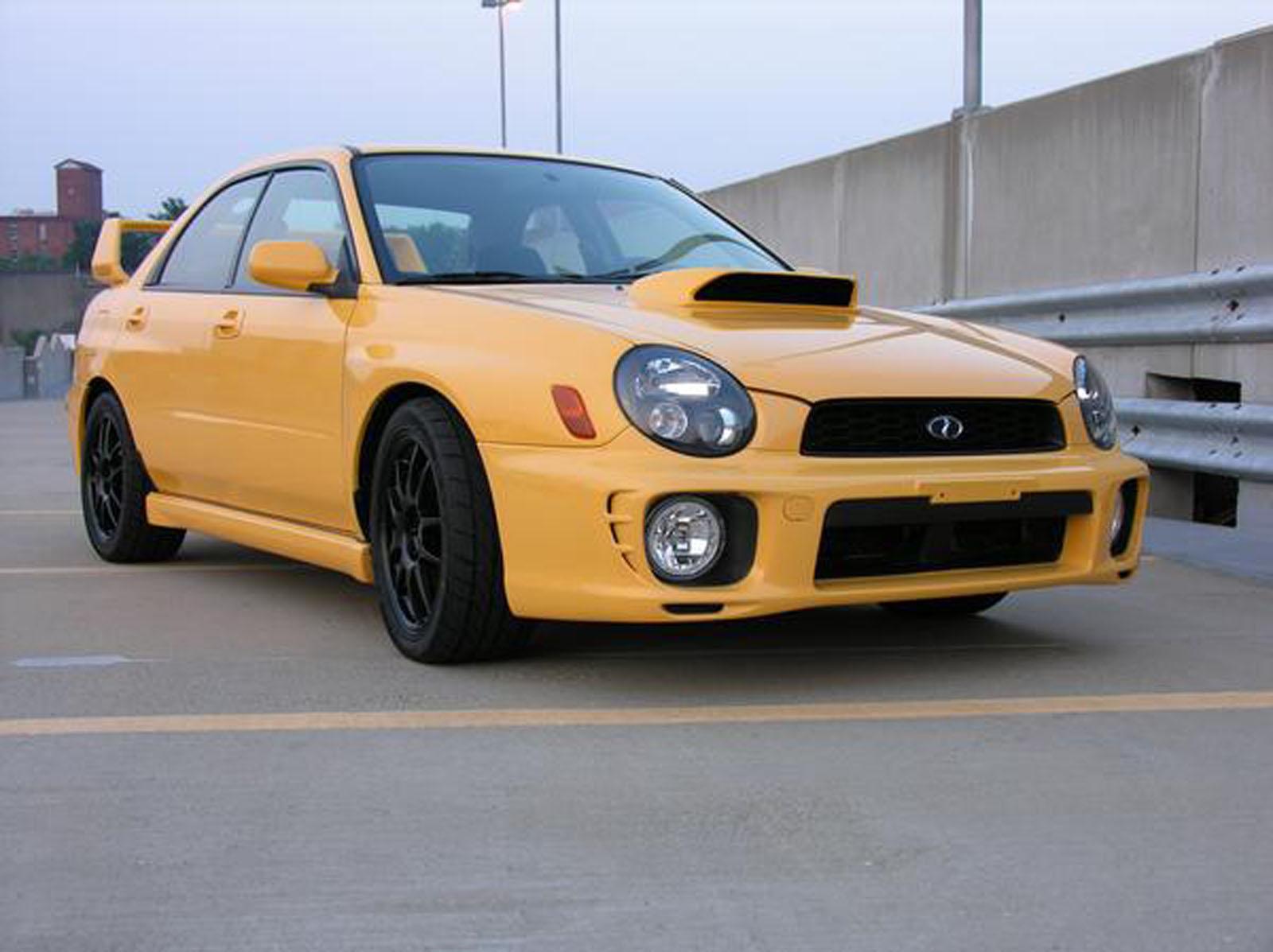 2003 Subaru Impreza Wrx For Sale Pittsburgh Pennsylvania