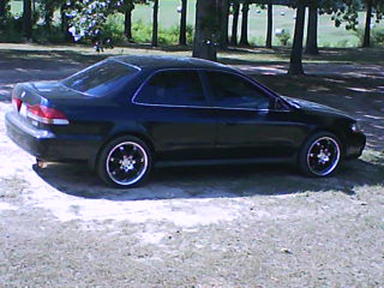 Honda Accord 2002 Modified