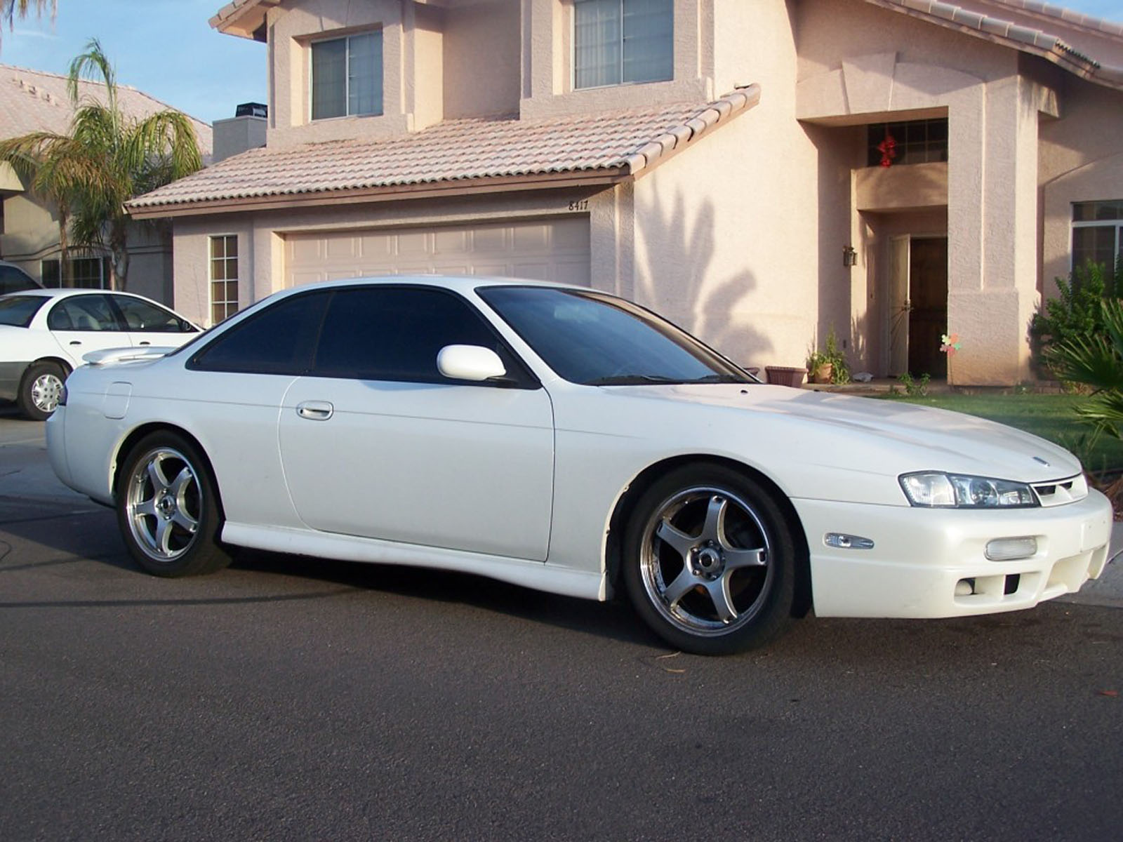1998 Nissan S14 240sx Se For Sale Peoria Arizona