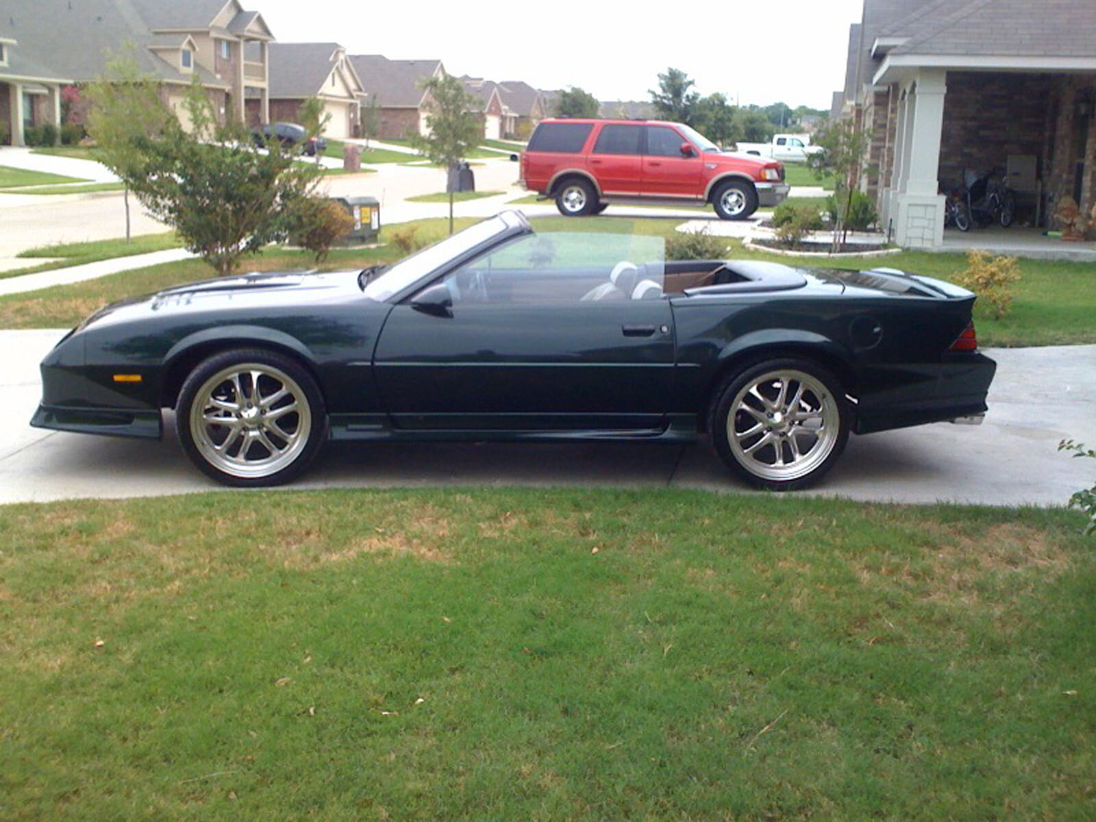 1992 chevrolet camaro camaro rs for sale mansfield texas. Black Bedroom Furniture Sets. Home Design Ideas