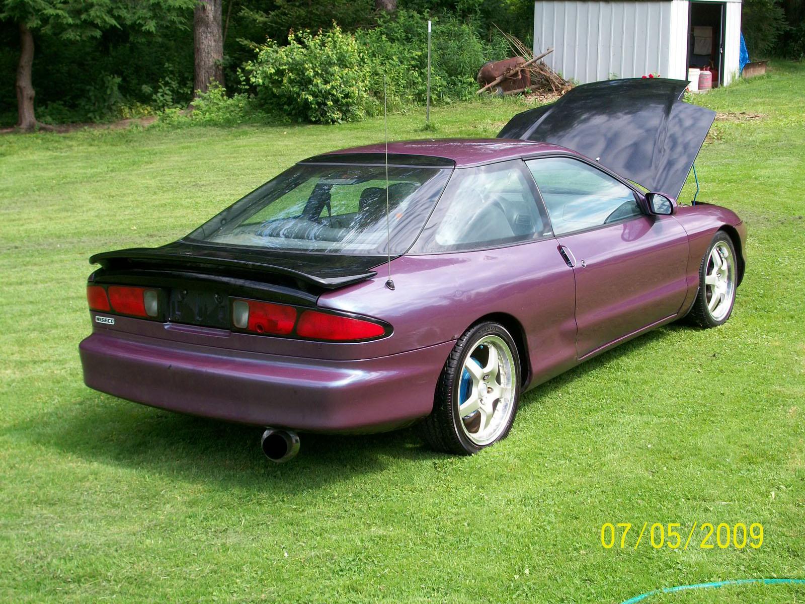 1995 Ford Probe Se For Sale