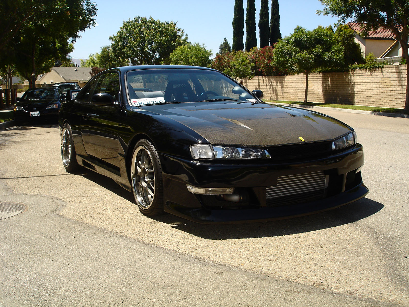 Nissan 240sx silvia conversion for sale for Nissan 240sx motor for sale