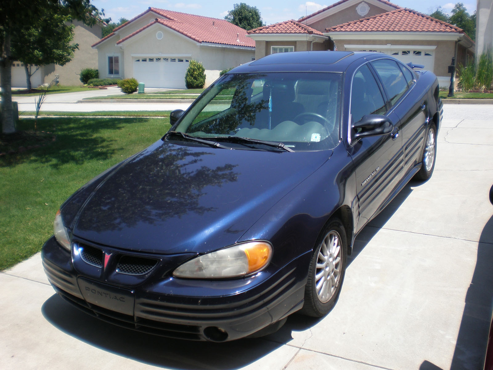 2001 pontiac grand am manual
