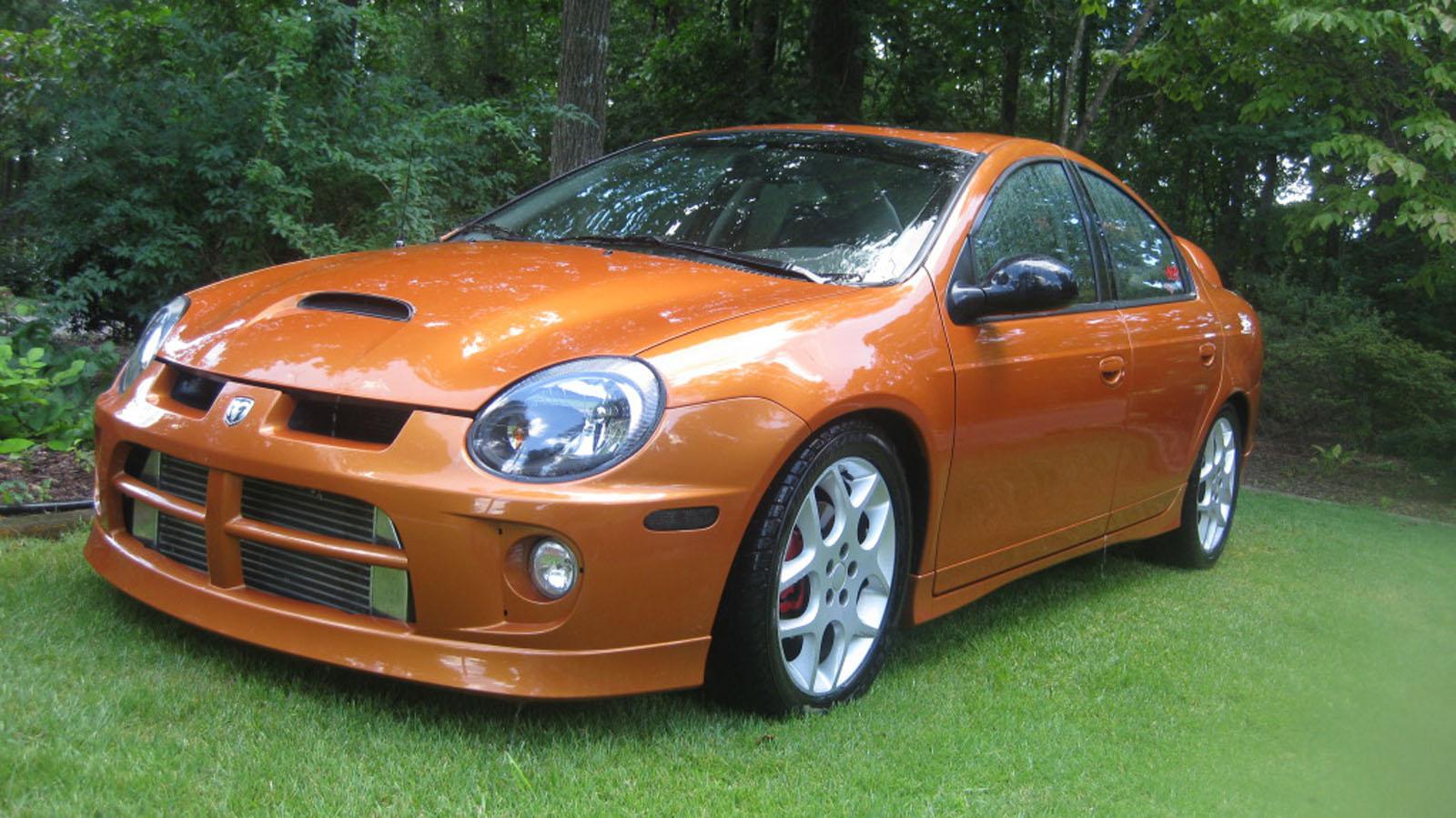 2005 neon srt 4 motor