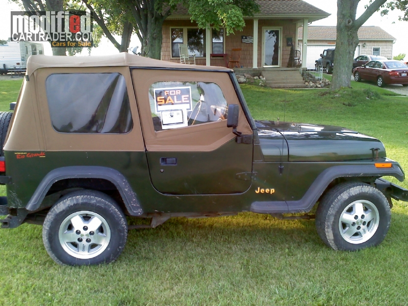1995 jeep wrangler for sale mechanicsburg ohio. Cars Review. Best American Auto & Cars Review