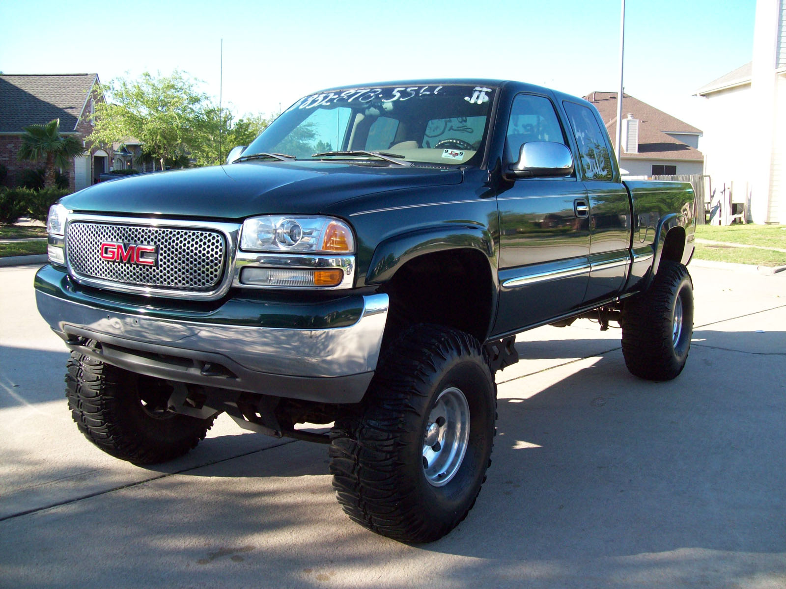 GMC 4x4 Trucks for Sale