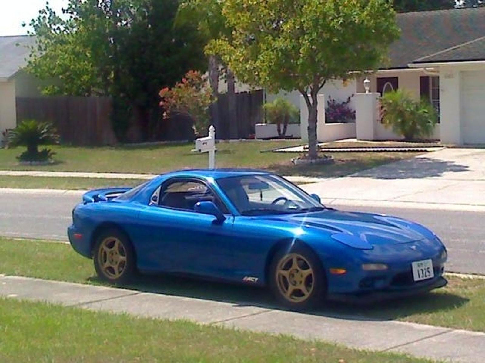 1994 Mazda Fd3s  Rx