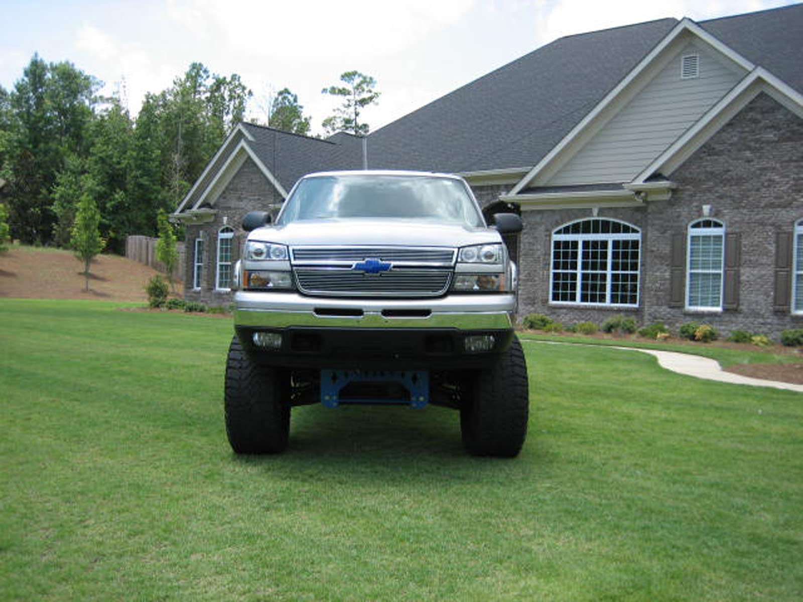 Lifted Chevy Trucks for Sale