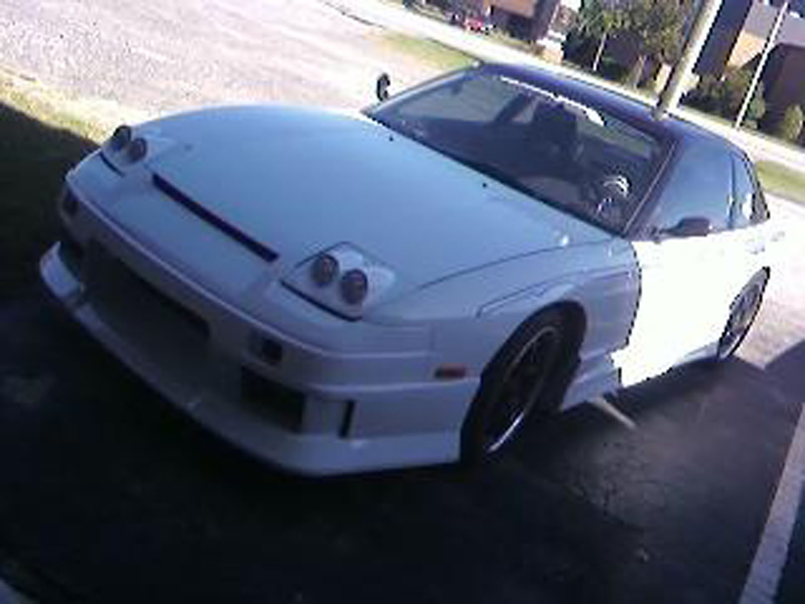 1990 Nissan Nissan 240sx SR20DET S13 Red Top [240SX] s13 For Sale