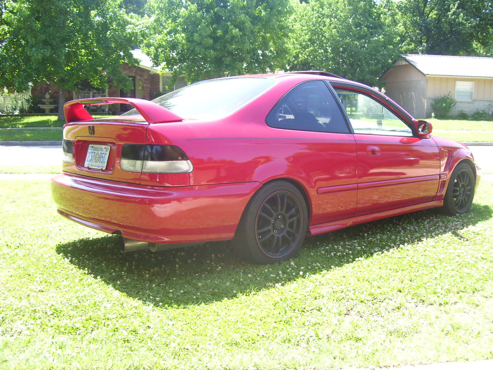 2000 honda civic for sale pryor oklahoma. Black Bedroom Furniture Sets. Home Design Ideas