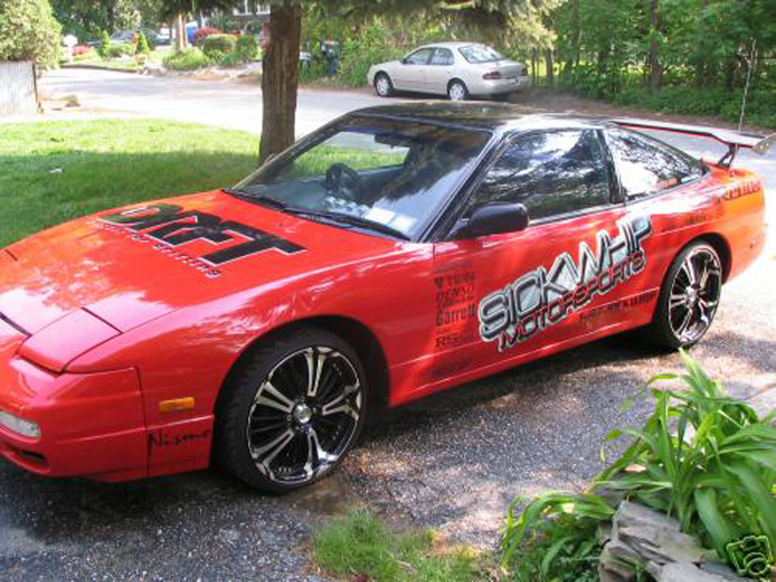 1990 Nissan RIGHT HAND DRIVE 240SX 180sx For Sale