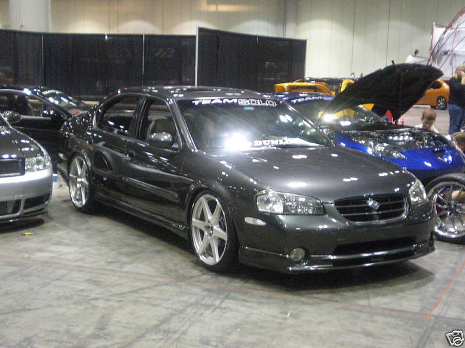 2001 Nissan Maxima Autos Post