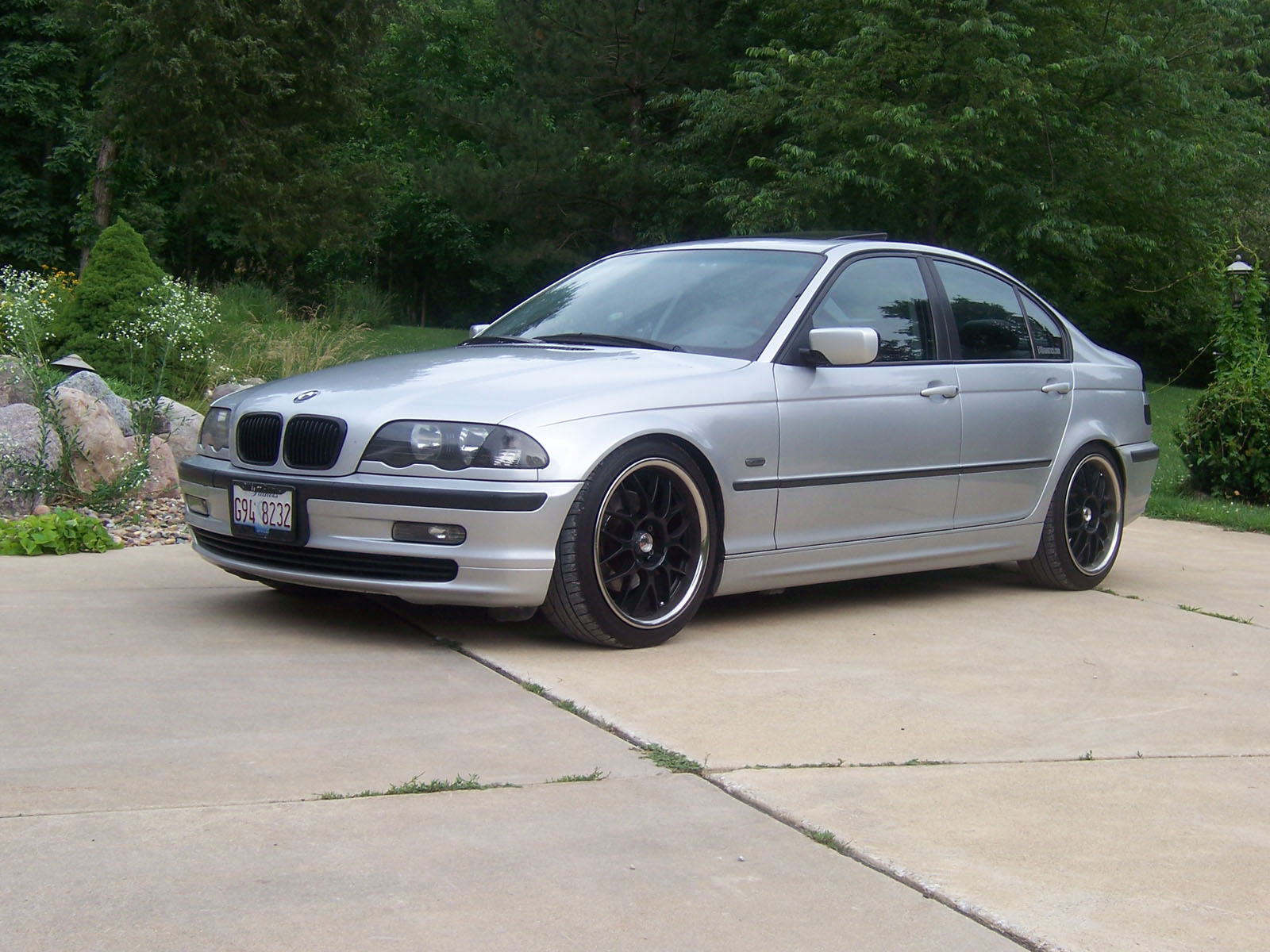 2001 bmw bmw 325i 325 for sale pottstown illinois. Black Bedroom Furniture Sets. Home Design Ideas