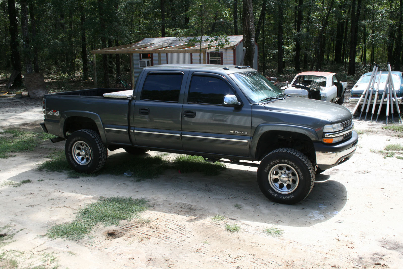 All Chevy chevy 1500 hd : 2002 Chevrolet 1500 hd For Sale   Ridgeland South Carolina