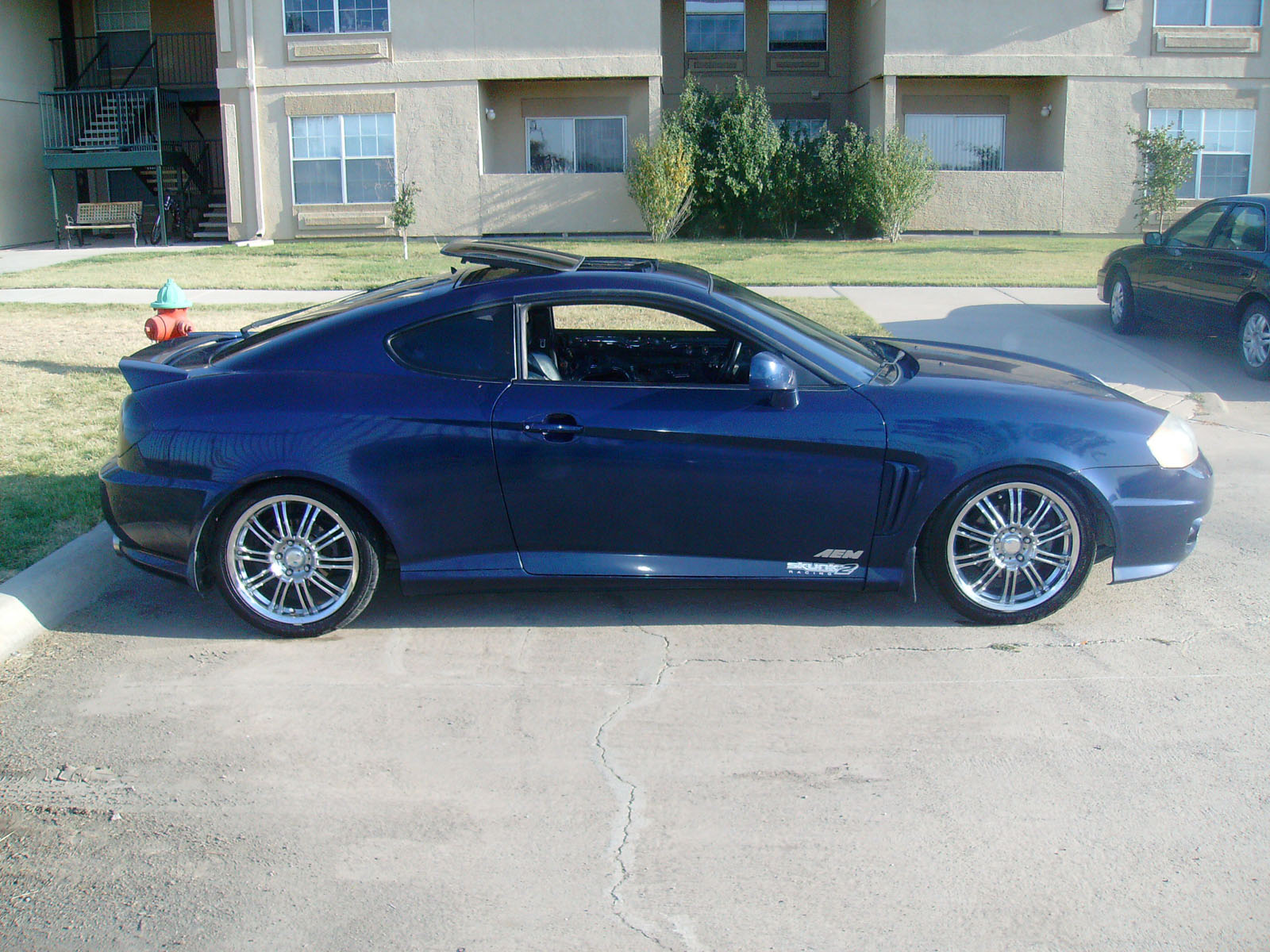 2003 hyundai tiburon gt for sale guymon oklahoma. Black Bedroom Furniture Sets. Home Design Ideas