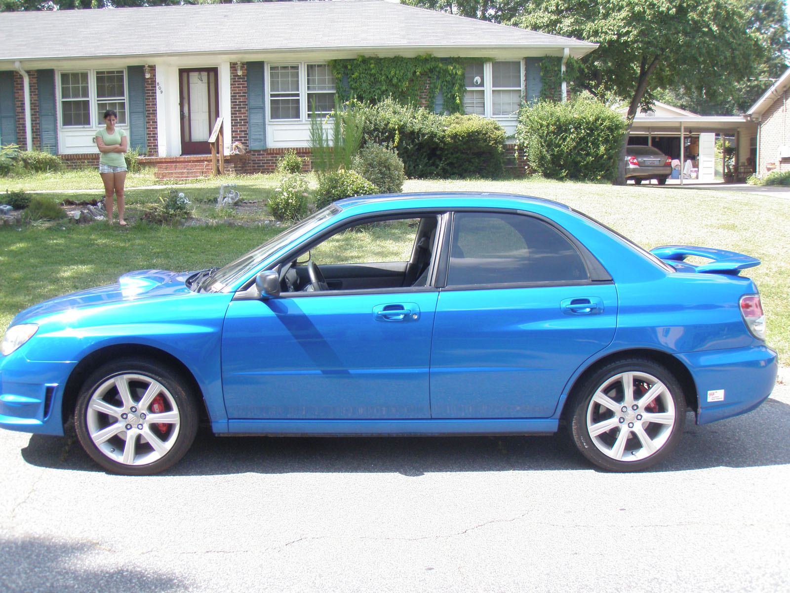 2006 Subaru Impreza WRX For Sale | havelock North Carolina