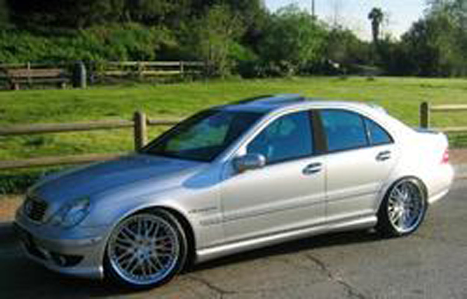 2003 mercedes c32 amg for sale eagle rock california