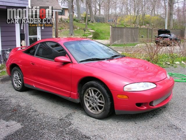 1996 Mitsubishi Eclipse Gsx For Sale Branford Connecticut