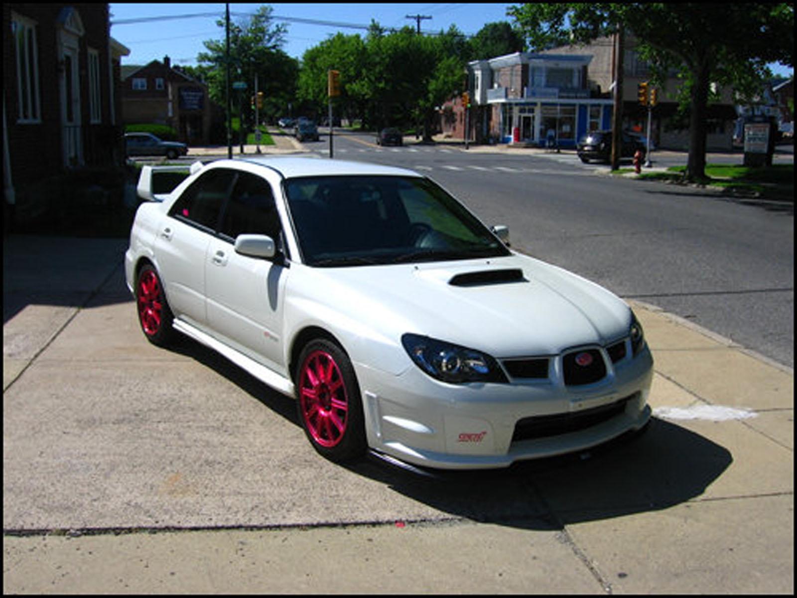 2007 Subaru Impreza Sti For Sale Philadelphia Pennsylvania