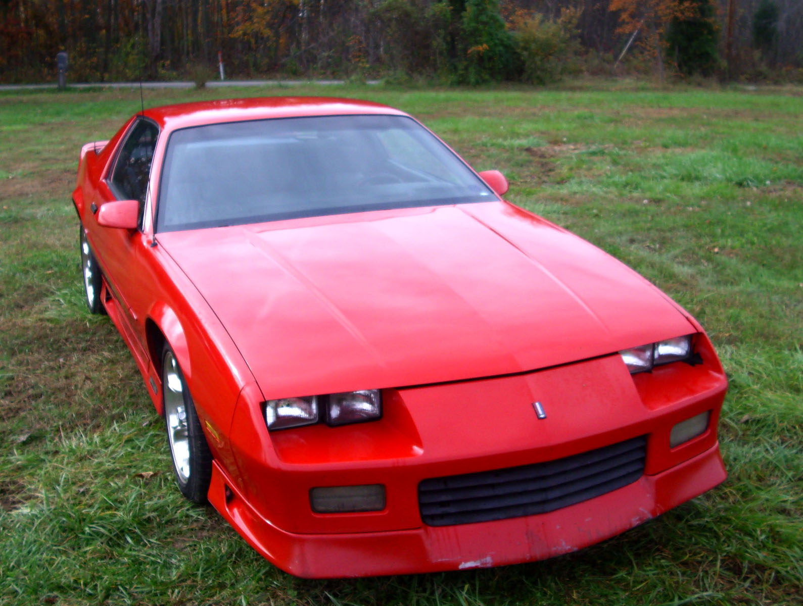 1992 Chevrolet 92 Camaro Rs Camaro Rs For Sale Adams