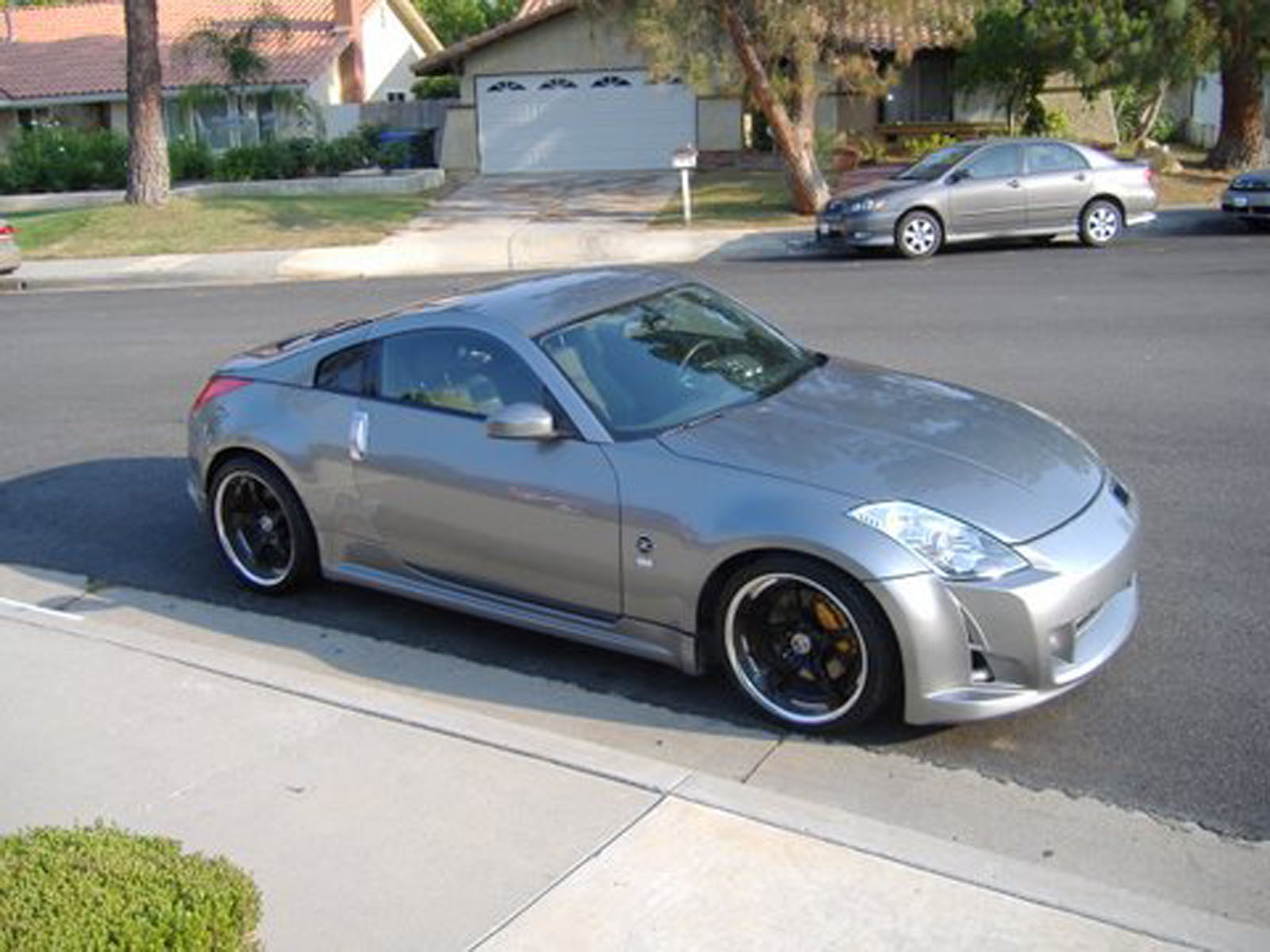 350z twin turbo for autos weblog. Black Bedroom Furniture Sets. Home Design Ideas