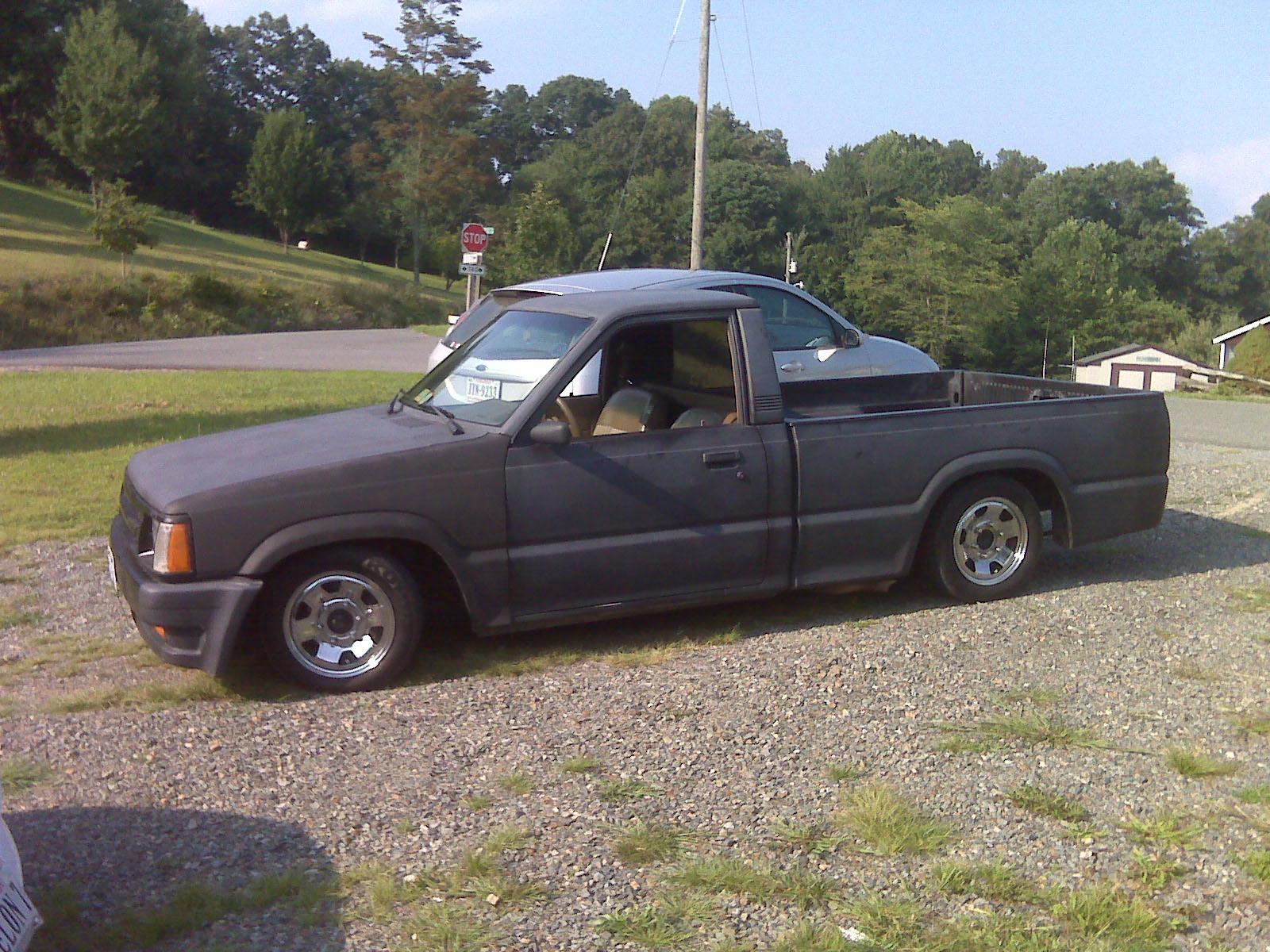 1990 Mazda B2200 For Sale | Woodlawn Virginia