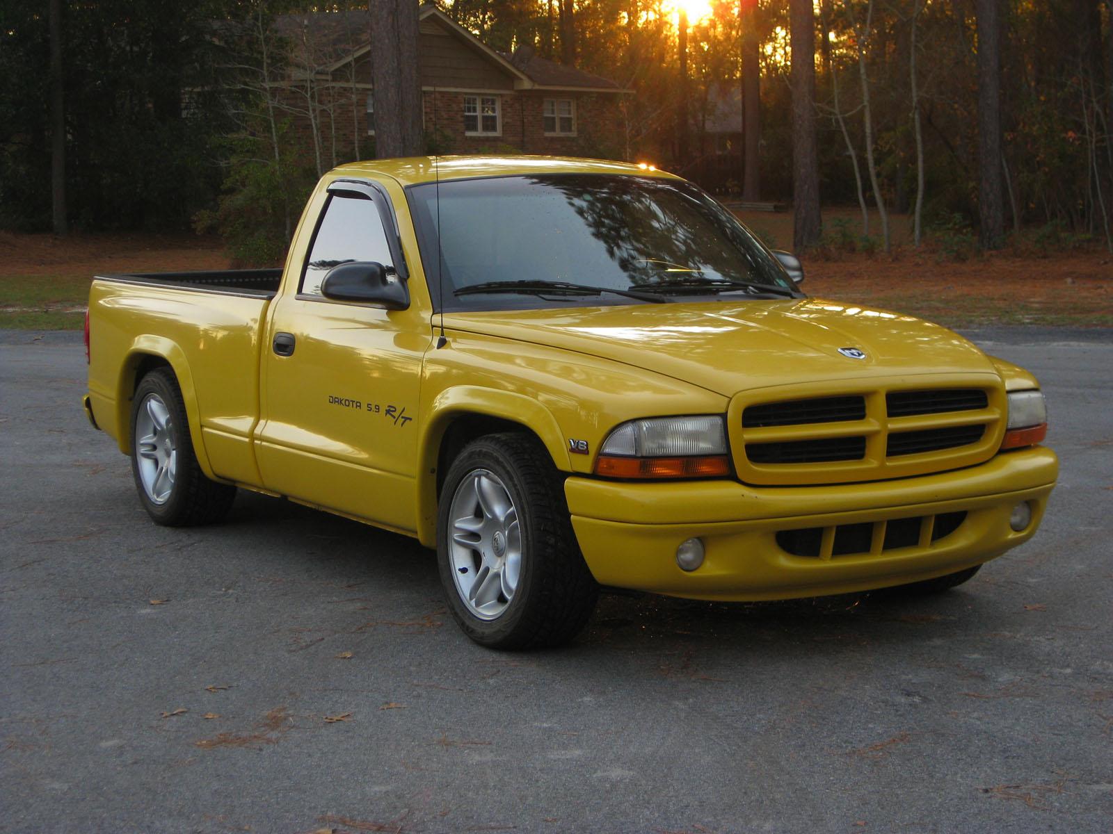 Dodge Dakota on 1999 Dakota R T